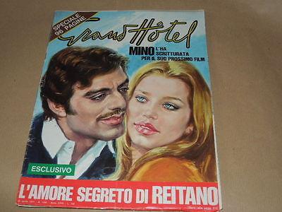Mino-Reitano-Giacomo-Agostini-Enrico-Montesano-Grandhotel-29-04-1971-N-1295 Attore